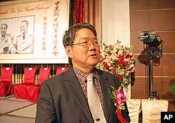 台湾中研院近代史研究所的张力教授