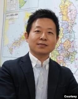 台湾日本研究院理事长李世晖教授