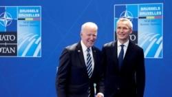 北約重申聯盟實力 抨擊俄羅斯和中國