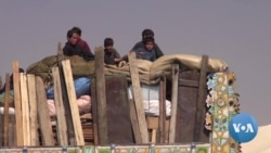 Peace Alone Not Enough for Afghan Refugees