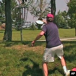 Jack Faust, a retired Air Force major, captured one of the first US disc golf championships nearly 40 years ago.