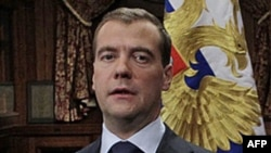Президент Медведєв погрожує розгорнути ракети проти американської протиракетної системи
