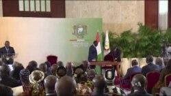 La nouvelle Constitution ivoirienne promulguée (vidéo)