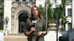 Мешканці Каліфорнії голосують чи відликати з посади чинного губернатора Ґевіна Ньюсома. Відео