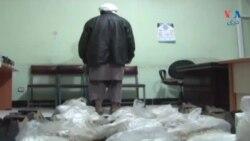 جلوگیری از قاچاق ۷۵ کیلو گرام مواد مخدر به کشور ایران