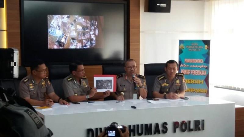 Mabes Polri Merilis Kronologis Ledakan Bom Kampung Melayu
