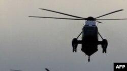Семь морских пехотинцев погибли в вертолетной аварии в американской пустыне