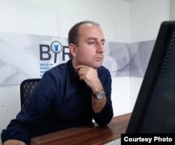 Semir Mujkić, urednik BIRN BiH (Foto: BIRN BiH)