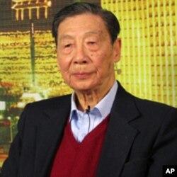 中國著名經濟學家茅于軾