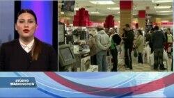 ABD'de Yılbaşı Alışverişi Rekor Kırdı