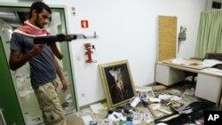 بهڵگهنامه نهێنییهکانی له لیبیا دۆزراونهتهوه پهیوهندی لهگهل CIA ئاشکرا دهکات.