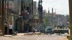 سوريه خلافکاران را مسؤل نا آرامی های اخير در استان ادليب می داند