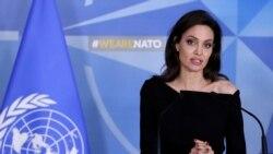 ရိုဟင္ဂ်ာ အမ်ဳိးသမီးေတြ အၾကမ္းဖက္ခံရမႈ Angelina Jolie ေ၀ဖန္