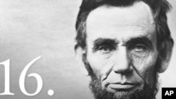 美国第16任总统林肯