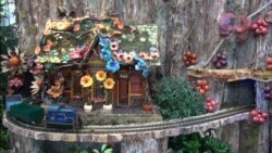 Scenic Wonderland Cheers Holiday Spirit at Botanic Garden