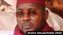 Tsohon Ministan Harakokin Wajen Jamhuriyar Nijar Ibrahim Yakouba
