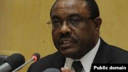 Shugaban Ethiopia Hailemariam Desalegn.