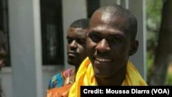 Mali Sanfe Kalan den Moussa Diarra ye Kolosili Mokotan Pankunu Dow Gilan