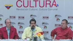 Venezuela: oposición repudia acusaciones presidenciales