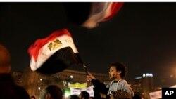 埃及抗议持续