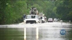 Тропічний шторм Клодетт вирує півднем Сполучених Штатів. Відео