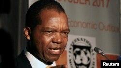 Gavhuna veReserve Bank of Zimbabwe (RBZ) Doctor John Mangudya.