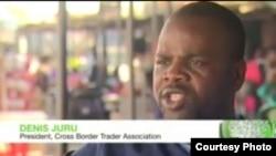 Denis Juru, president International Cross Border Traders Association