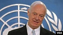Kepala PBB di Afghanistan, Staffan de Mistura.