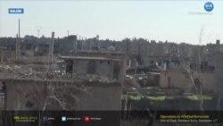YPG Hajin'den Görüntüler Paylaştı