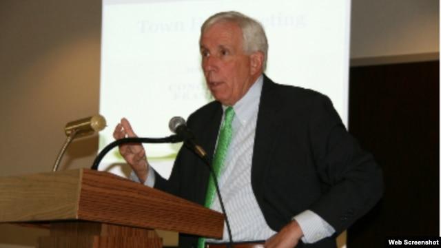 Dân biểu Frank Wolf