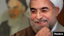 El presidente iraní Hasan Rohani hablará este martes en Naciones Unidas.