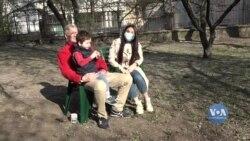 Чому деякі американці вирішили перечекати пандемію в Україні? Відео