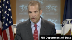 美国国务院副发言人马克·托纳