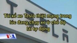 Tài xế xe Tesla thiệt mạng trong lúc đang chạy xe ở chế độ lái tự động
