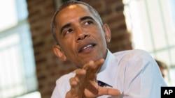 Obama pidió al Congreso aprobar legislación que permitiría a millones de trabajadores obtener hasta siete días de licencia por enfermedad al año.