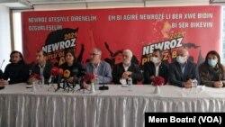 Deklerasyona Kongreya Demokratîk a Gelan HDK li Ser Newrozê
