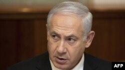 Премьер-министр Израиля Биньямин Нетаньяху. Иерусалим. 3 апреля 2011 года