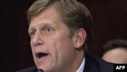 Đại sứ mới của Hoa Kỳ tại Nga Michael McFaul