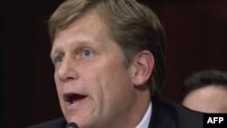 Đại sứ Michael McFaul
