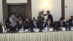 Prezident Administrasiyasının nümayəndələri siyasi partiya rəhbərləri ilə görüşüb