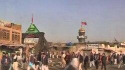 阿富汗总统处理致命爆炸案
