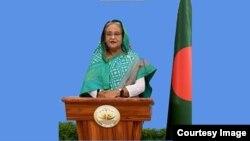 ဘဂၤလားေဒ့ရွ္ ဝန္ႀကီးခ်ဳပ္ Sheikh Hasina