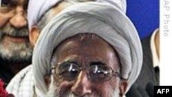 رئیس شورای نگهبان خواهان دستگیری رهبران اوپوزیسیون شده است