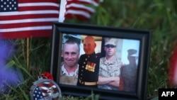 Foto korban-korban penembakan Chattanooga, Tennessee