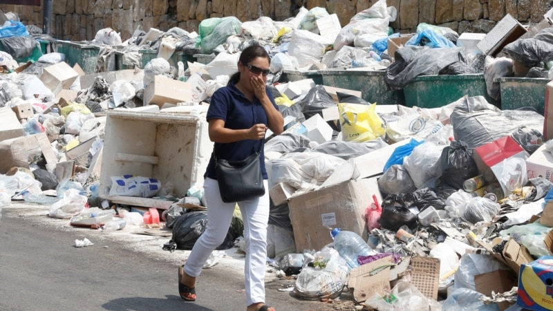 Lebanons Trash Crisis Threatens Return in Summer Heat