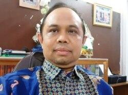 Prof Ridwan Amiruddin. (Foto: Dok Pribadi)