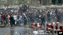 براساس آمار زارت صحت عامه در تظاهرات دیروز ۵ تن کشته و ۱۰ تن زخمی شدند.