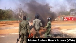 Protes mengecam majalah Charlie Hebdo di Niger