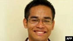 K'Chin, 21 tuổi, được vinh danh là Sinh viên Quốc tế trong năm của khu vực Queensland, tức giải thưởng QETI