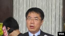 台灣執政黨民進黨立委黃偉哲